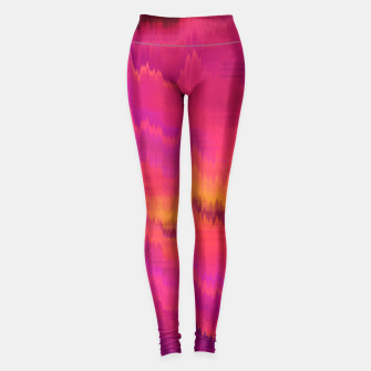 Thumbnail image of Pinl Glitch Leggings, Live Heroes