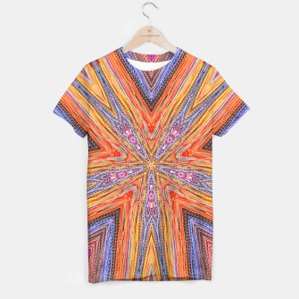 Miniaturka colorful strings T-shirt, Live Heroes