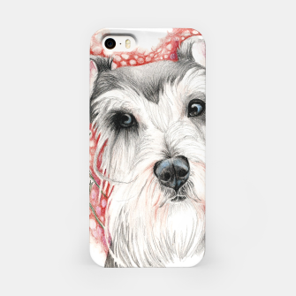 Miniatur Sweet Dog iPhone Case, Live Heroes
