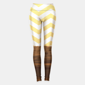 Thumbnail image of Desert Lifestyle Leggings, Live Heroes