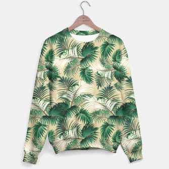 Thumbnail image of Tropical Jungle Sweater, Live Heroes