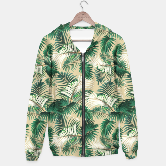 Thumbnail image of Tropical Jungle Hoodie, Live Heroes