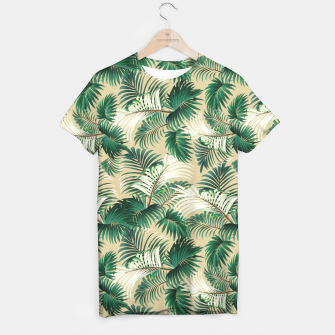 Thumbnail image of Tropical Jungle T-shirt, Live Heroes