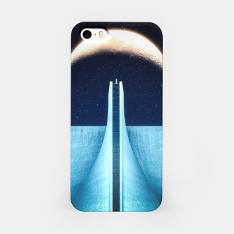Miniatur Moon Elevating iPhone Case, Live Heroes