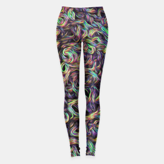 "Miniaturka ""Color roots"" Leggings, Live Heroes"