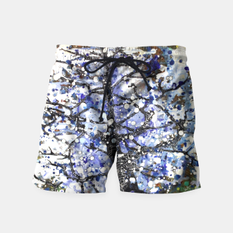 Thumbnail image of Blizzard Swim Shorts, Live Heroes