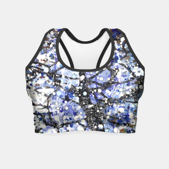 Thumbnail image of Blizzard Crop Top, Live Heroes