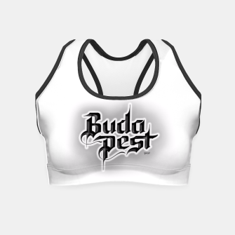 Thumbnail image of Budapest Crop Top, Live Heroes