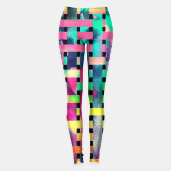 Miniatur City camouflage Leggings, Live Heroes