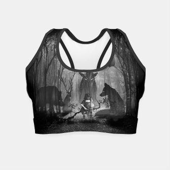 Thumbnail image of Concerto Crop Top, Live Heroes