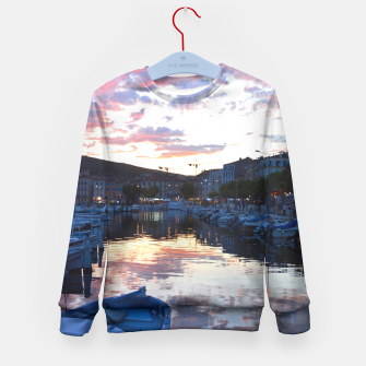 Miniatur Mirror of the sky Enfantin Sweat-shirt, Live Heroes
