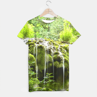 Miniaturka Into the wild T-shirt, Live Heroes