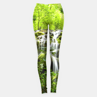 Miniatur Into the wild Leggings, Live Heroes