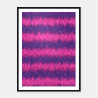 Thumbnail image of Cheshire Cat 1 Framed poster, Live Heroes