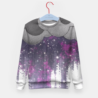 Thumbnail image of Strange Weather Kid's Sweater, Live Heroes