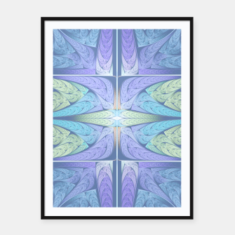 Thumbnail image of Flutterby Framed poster, Live Heroes