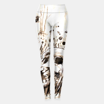 Thumbnail image of Old Battlefield  Leggings, Live Heroes