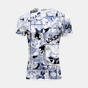 Thumbnail image of Dragon Ball Generation Shortsleeve Rashguard, Live Heroes
