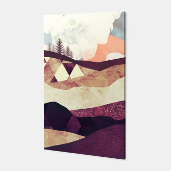 Thumbnail image of Plum Fields Canvas, Live Heroes