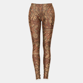 Thumbnail image of Gnarly Camouflage Leggings, Live Heroes