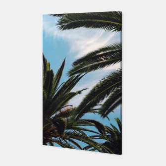 Thumbnail image of Tropical Palm Trees Canvas, Live Heroes