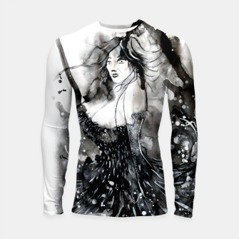 Thumbnail image of Bride of the night Longsleeve Rashguard , Live Heroes