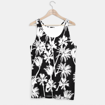 Thumbnail image of messy palm trees Tank Top, Live Heroes