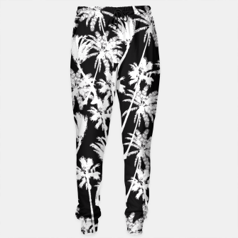 Thumbnail image of messy palm trees Sweatpants, Live Heroes