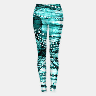 Thumbnail image of Time on the run Leggings, Live Heroes