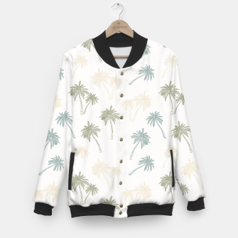 Thumbnail image of Decorative Palm Trees College-Jacke, Live Heroes