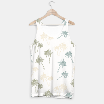 Thumbnail image of Decorative Palm Trees Muskelshirt , Live Heroes