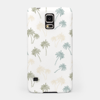 Thumbnail image of Decorative Palm Trees Handyhülle für Samsung, Live Heroes