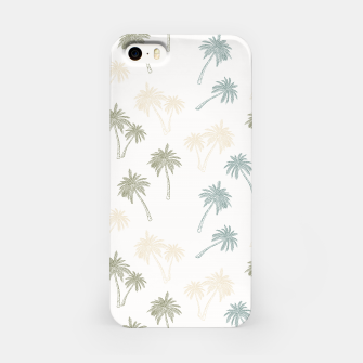 Thumbnail image of Decorative Palm Trees iPhone-Hülle, Live Heroes