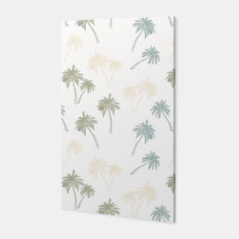 Thumbnail image of Decorative Palm Trees Canvas, Live Heroes