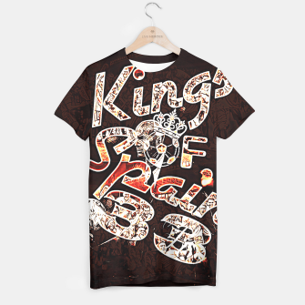 Thumbnail image of RightOn Kings Of Spain T-shirt, Live Heroes