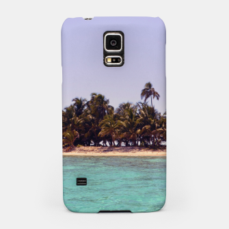 Thumbnail image of Tropical Caribbean Island Samsung Case, Live Heroes