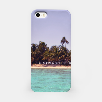 Thumbnail image of Tropical Caribbean Island iPhone Case, Live Heroes