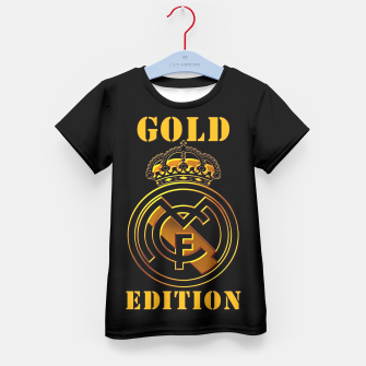 Thumbnail image of REAL MADRID  Kid's T-shirt, Live Heroes