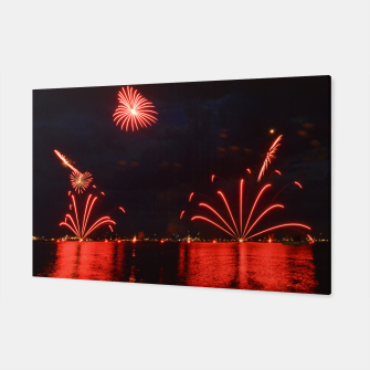 Thumbnail image of Fireworks Toile, Live Heroes