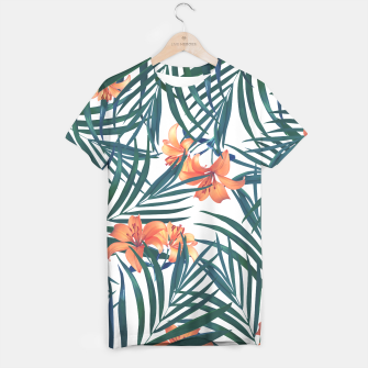 Thumbnail image of Tropical Lilies 2 T-shirt, Live Heroes