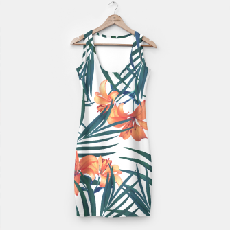 Thumbnail image of Tropical Lilies 2 Simple Dress, Live Heroes