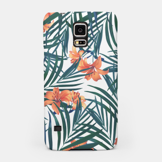 Thumbnail image of Tropical Lilies 2 Samsung Case, Live Heroes