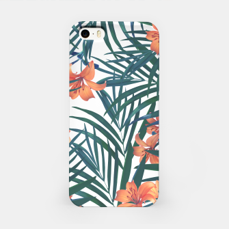 Thumbnail image of Tropical Lilies 2 iPhone Case, Live Heroes