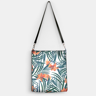 Thumbnail image of Tropical Lilies 2 Handbag, Live Heroes