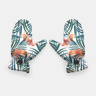 Thumbnail image of Tropical Lilies 2 Gloves, Live Heroes
