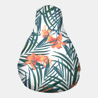 Thumbnail image of Tropical Lilies 2 Pouf, Live Heroes