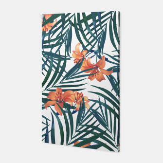 Thumbnail image of Tropical Lilies 2 Canvas, Live Heroes