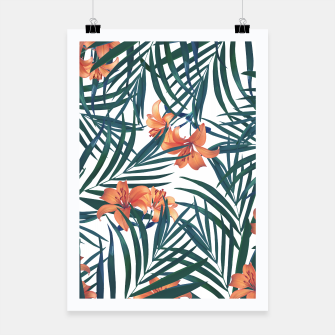 Thumbnail image of Tropical Lilies 2 Poster, Live Heroes