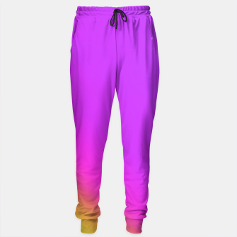 Miniatur Sunset Fade Sweats, Live Heroes