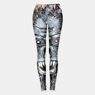 Thumbnail image of Grinch Leggings, Live Heroes